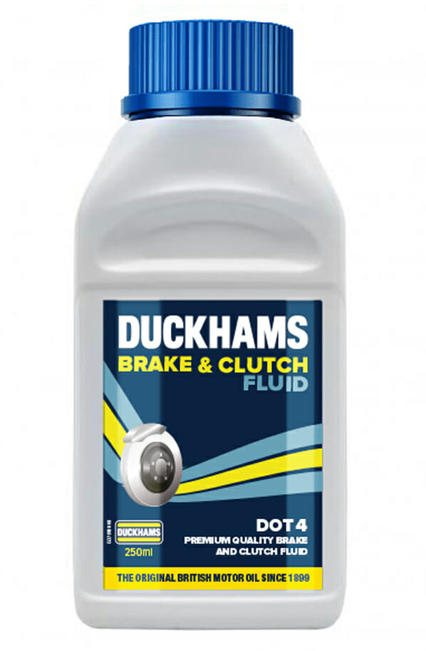 Duckhams Brake & Clutch Fluid DOT 4 | Alexander Duckham & Co
